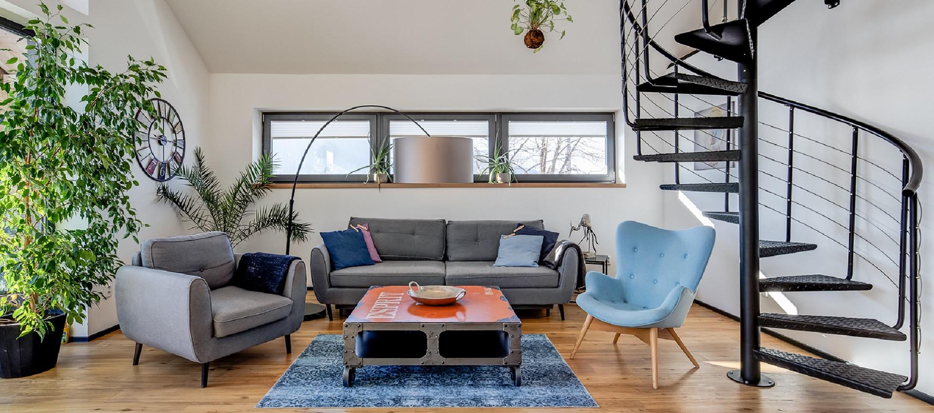 Vyberte si prostorný apartmán
